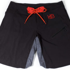 "Underground Beach Club ""Rhino Skin"" Board Shorts"