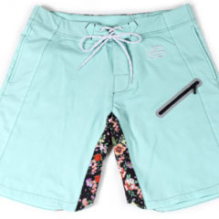 "Underground Beach Club ""Skyflower"" Board Shorts"