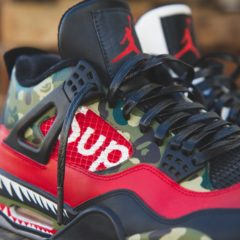 Bape x Supreme Stencil Set – Easy to Use Stencils to Customize Your Kicks!