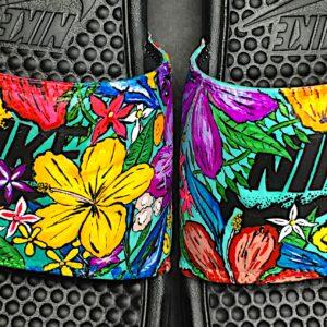 GIVEAWAY: Hawaiian Slides Custom Giveaway & Angelus Gift Bag!