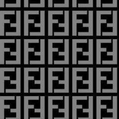 Fendi Monogram Stencil Set