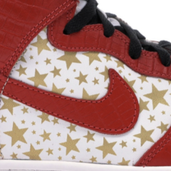 Nike Dunk High SB Stars Stencil Set